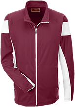 Shepherd Of The Valley Lutheran Team 365 Performance Colorblock Full Zip