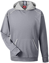 Birth Mens Heather Performance Hoodie