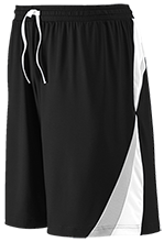 Benjamin Logan Schools Raiders Team 365 All Sport Short