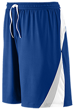 Belle Air Elementary School Jets Team 365 All Sport Short