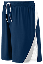 Logos School Knights Team 365 All Sport Short