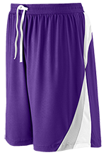 Hoppin Elementary School Wildcats Team 365 All Sport Short