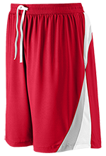 Elkhorn High School Antlers Team 365 All Sport Short
