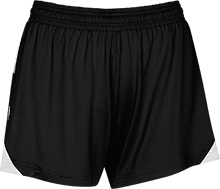 Manchester East Soccer Team 365 Ladies All Sport Short