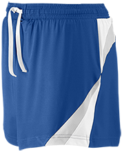 Midway Elementary School Eagles Team 365 Ladies' All Sport Short
