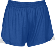 Batesville Schools Bulldogs Team 365 Ladies All Sport Short