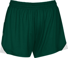 Walker Butte K-8 School Coyotes Team 365 Ladies All Sport Short