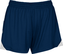 Lansing Eastern High School Quakers Team 365 Ladies All Sport Short
