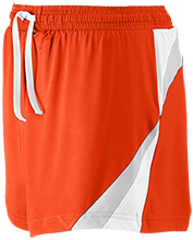 Howland Springs Primary School Tigers Team 365 Ladies All Sport Short