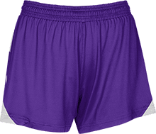 Gateway Christian High School Warriors Team 365 Ladies All Sport Short