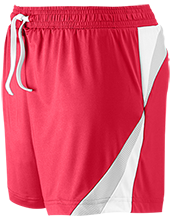 Parkersburg Elementary School Falcons Team 365 Ladies All Sport Short