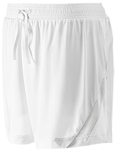 Duchesne Elementary School Dolphins Team 365 Ladies' All Sport Short