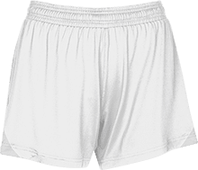Loraine Elementary School Broncos Team 365 Ladies All Sport Short