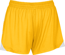 Aquinas High School Blugolds Team 365 Ladies All Sport Short