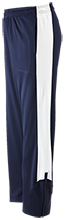 Mahomet-Seymour High School Bulldogs Team 365 Performance Colorblock Pant