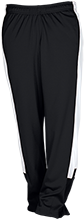 Ella C Pittman Elementary School Pandas Team 365 Ladies Performance Colorblock Pant