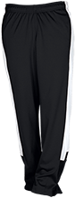 Baseball Team 365 Ladies Performance Colorblock Pant