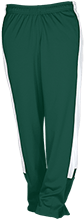 Harlan Elementary School Hawks Team 365 Ladies Performance Colorblock Pant