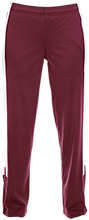 Grace Christian High School Grizzlies Team 365 Ladies Performance Colorblock Pant