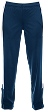Bowdle High School Bobcats Team 365 Ladies Performance Colorblock Pant