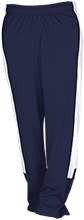 Northside Elementary School Explorers Team 365 Ladies Performance Colorblock Pant