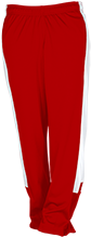 Meskwaki High School Warriors Team 365 Ladies Performance Colorblock Pant