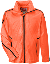 Portage Northern High School Huskies Team 365 Men's Mesh Lined Jacket