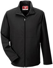 Manchester East Soccer Team 365 Men's Soft Shell Jacket