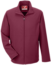 Horizon High School Hawks Team 365 Men's Soft Shell Jacket