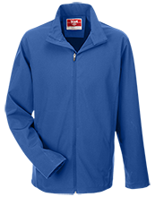 Edwards Middle School Blue Devils Team 365 Men's Soft Shell Jacket