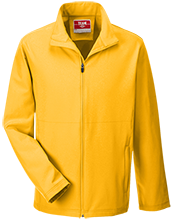 Cole Manor Elementary School Bumblebees Team 365 Men's Soft Shell Jacket