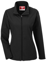 Black Hawk Middle School Panthers Team 365 Ladies Soft Shell Jacket