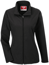 Ann G McGuinness Elementary Tigers Team 365 Ladies Soft Shell Jacket