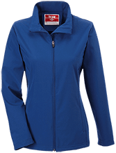 OW Best Middle School Royals Team 365 Ladies Soft Shell Jacket