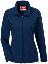 Lansing Eastern High School Quakers Team 365 Ladies Soft Shell Jacket