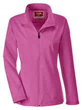 Lawrence West School Team 365 Ladies Soft Shell Jacket