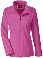 Covington Early Childhood Center School Team 365 Ladies Soft Shell Jacket