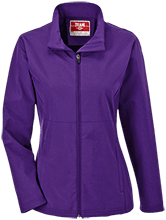 Cardinal Elementary School Bulldogs Team 365 Ladies Soft Shell Jacket