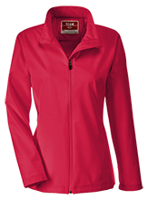 Kenwood Elementary School Cardinals Team 365 Ladies Soft Shell Jacket