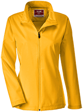 Bristol Bay Angels Team 365 Ladies Soft Shell Jacket
