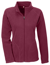 Nutley High School Maroon Raiders Team 365 Ladies Microfleece