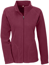 Spirit Life Christian Academy Warriors Team 365 Ladies Microfleece