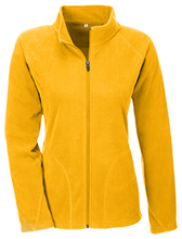 Billings West High School Golden Bears Team 365 Ladies Microfleece