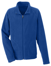 Ringling Elementary School Blue Devils Youth Microfleece