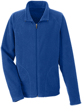 Saint Ville Elementary School Bulldogs Youth Microfleece