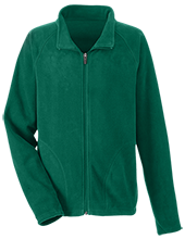 Indian Creek Upper School Eagles Youth Microfleece