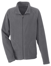Alpha Center Alternative Education School Youth Microfleece