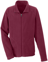 Clarkdale Attendence Center Bulldogs Youth Microfleece