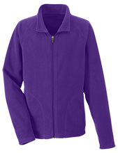 A H Parker High School Bison Youth Microfleece