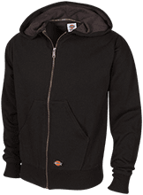 Manchester East Soccer Embroidered Thermal Fleece Hoodie
